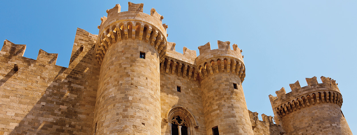 4-Knigts-Castle-in-Rhodes-Greece