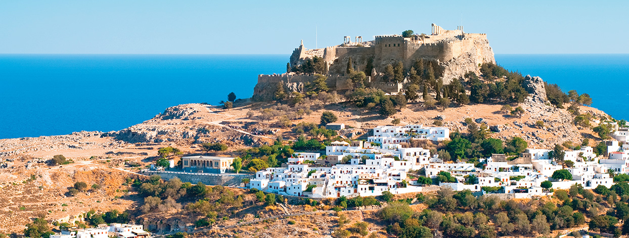 Lindos Imperial Hotel And Spa Rhodes