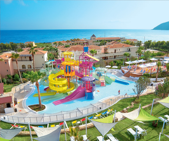 CLUB MARINE PALACE & SUITES, KRETA