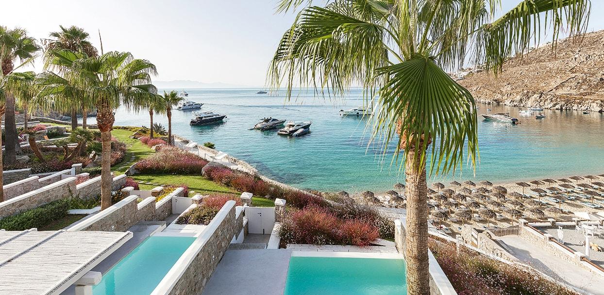 All Inclusive Family Beach Resort Naxos Greece