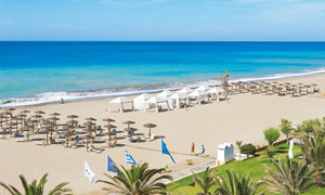 Creta-Palace-Prime-Stretch-of-Fine-Sandy-Beach-Awarded-the-Blue-Flag