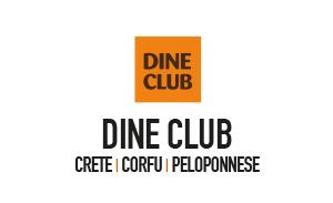DINE CLUB & KIDS GO FREE<br> CORFU PELOPONNESE CRETE